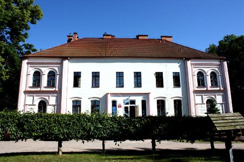Zespół pałacowo-parkowy w Suchorączku