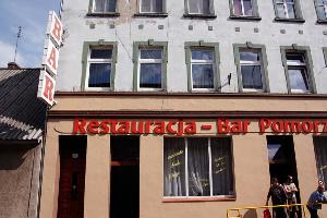 Bar Pomorzanka w Więcborku