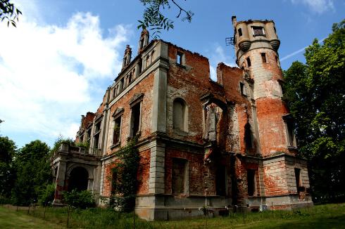 Pałac w Runowie Krajeńskim