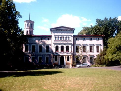 Zespół Pałacowo-Parkowy w Sypniewie